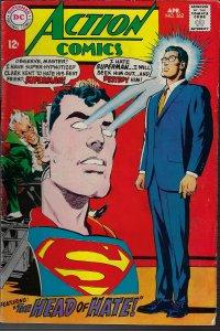 Action Comics #362 (DC, 1968)