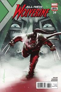 All-New Wolverine #34, NM (Stock photo)