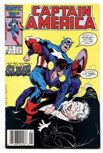 Captain America #325 1986- 1st appearance of Priscilla Lyons NM-
