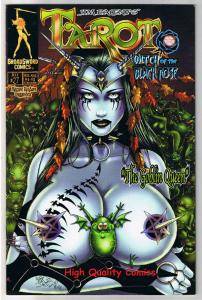 TAROT WITCH of the Black Rose #27, VF+, Jim Balent, more in our store