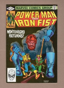 Power Man and Iron Fist #80 (1982) FN