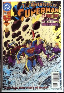 Adventures of Superman #508 (1994)