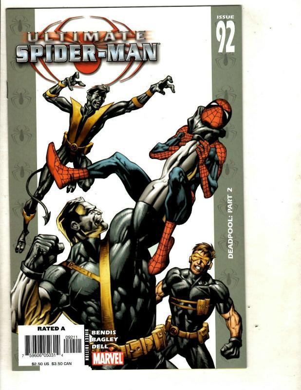 Lot of 12 Spider-Man Marvel Comics 92 93 94 95 96 97 98 99 100 101 102 103 SM11