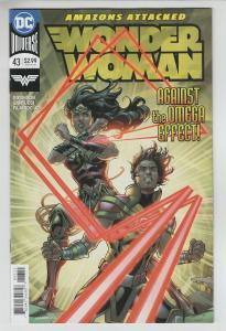 WONDER WOMAN (2016 DC) #43 NM- NM- B00544