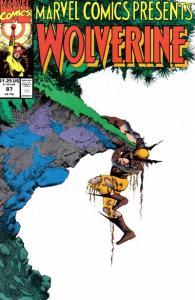 Marvel Comics Presents (1988 series) #87, NM- (Stock photo)