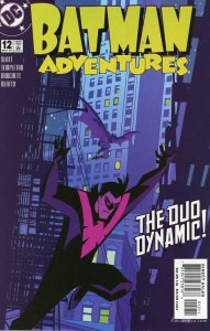 Batman Adventures (v2) 12  9.0 (our highest grade)  2004  Nightwing!