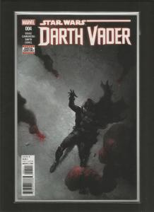 STAR WARS DARTH VADER #4, VF/NM, Luke Skywalker, 2017, more SW in store
