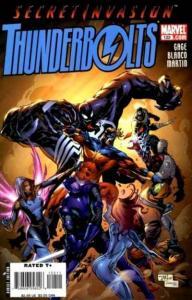 Thunderbolts (2006 series) #122, NM (Stock photo)