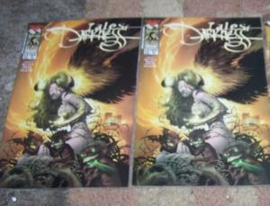 Tales of the Darkness #1/2 (Jan 1999, Image) TOP COW SILVESTRI