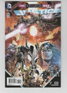 JUSTICE LEAGUE (2011 DC) #44 NM- A69636