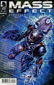 Mass Effect: Discovery #2 VF/NM; Dark Horse | save on shipping - details inside