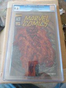 Marvel Comics 16 Wizard Ace Edition #70 9.6 CGC