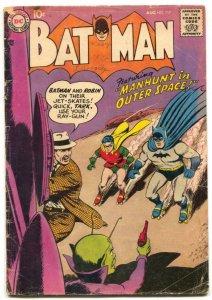 Batman #117 1958-Rocket cover- DC Silver Age G/VG