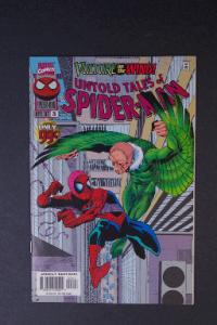 Untold Tales of Spider-Man #20 April 1997