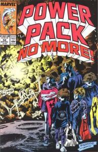 Power Pack (1984 series) #52, VF+ (Stock photo)