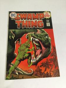 Swamp Thing 12 Vf/Nm Very Fine Near Mint 9.0 DC Comics Bronze