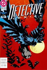 Detective Comics (1937 series) #651, NM (Stock photo)