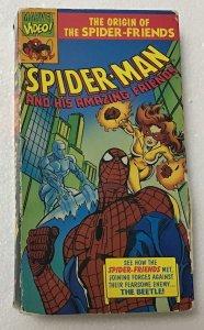 Spider-Man: Marvel Comics VHS Spider-Man the Origin of the Spider-Friends
