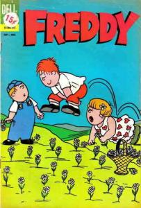 Freddy (Dell) #3 VG; Dell   low grade comic - save on shipping - details inside