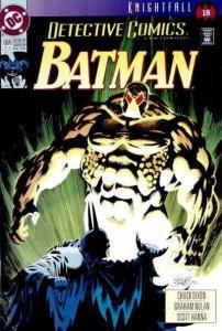 Detective Comics (1937 series) #666, NM (Stock photo)