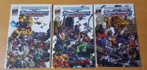 More Than Meets The Eye: Transformers Armada 1-3 Complete Set ~ NEAR MINT NM ~