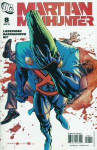 Martian Manhunter (2nd Series) #8 VF/NM; DC | save on shipping - details inside