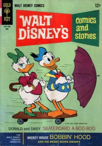 Walt Disney's Comics and Stories #309 VG; Dell | low grade comic - save on shipp