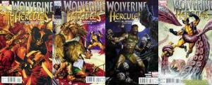 WOLVERINE HERCULES (2011) 1-4 Myths, Monsters & Mutants