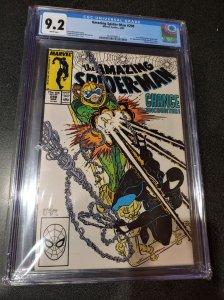 Amazing Spider-Man #298 CGC 9.2  - 1st App of Eddie Brock in Cameo -
