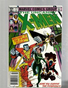 Uncanny X-Men # 171 VF/NM Marvel Comic Book Beast Angel Cyclops Magneto SM19