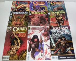 CONAN Comic Lot of (9) ***FREE SHIPPING!***