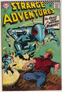 Strange Adventures #197 (Feb-67) VF/NM High-Grade