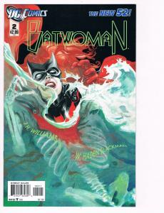 Batwoman # 2 DC Comic Books Hi-Res Scans The New 52 Awesome Issue WOW!!!!!!! S12
