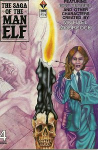 Saga of the Man Elf, The #4 VF/NM; Trident | save on shipping - details inside