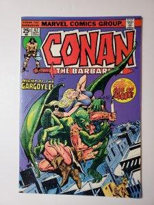 Conan the Barbarian #42