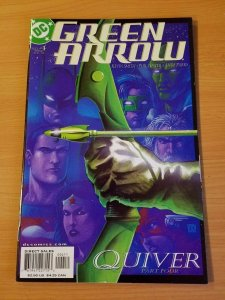 Green Arrow #4 ~ VERY FINE - NEAR MINT NM ~ (2001, DC Comics)
