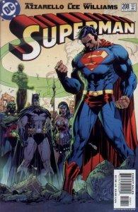 SUPERMAN (1987 DC Comics) #208