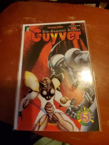 Guyver damaged