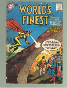 WORLDS FINEST 90 GD-/GD 1.8 to  2.0 Batwoman 1st APP IN W.F.3rd anywhere)