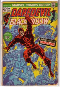 Daredevil   vol. 1   #100 FR/GD