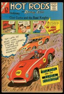 HOT RODS AND RACING CARS #78 1966 SEBRING 12 HOUR RACE FN/VF