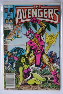 The Avengers, 278