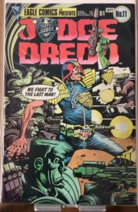 Judge Dredd (GB) #11 (1984)