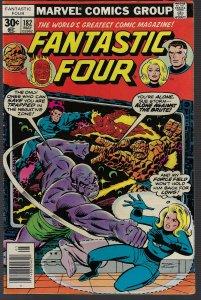 Fantastic Four #182 (Marvel, 1977)