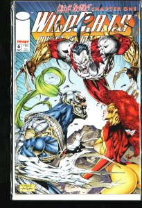 WildC.A.T.s: Covert Action Teams #6 (1993)