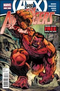 Marvel THE AVENGERS (2010 Series) #28 VF