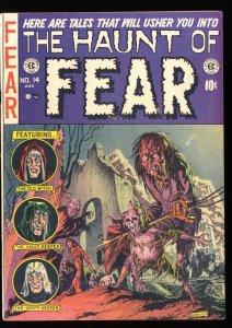 Haunt of Fear #14 FN 6.0