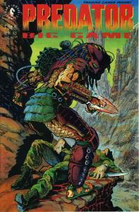Predator: Big Game #3 FN; Dark Horse   save on shipping - details inside
