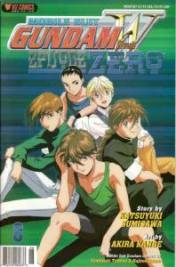 Gundam Wing: Episode Zero #8 FN; Viz | save on shipping - details inside