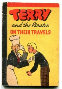 Terry and the Pirates on Their Travels Penny Book 1938